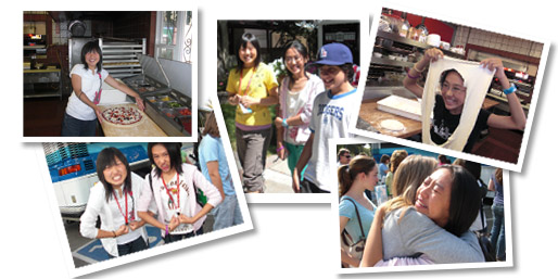 Burbank Sister City Host a Student from Japan