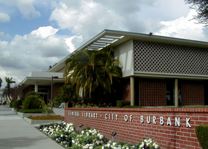Burbank Central Library Sister City Committee Location