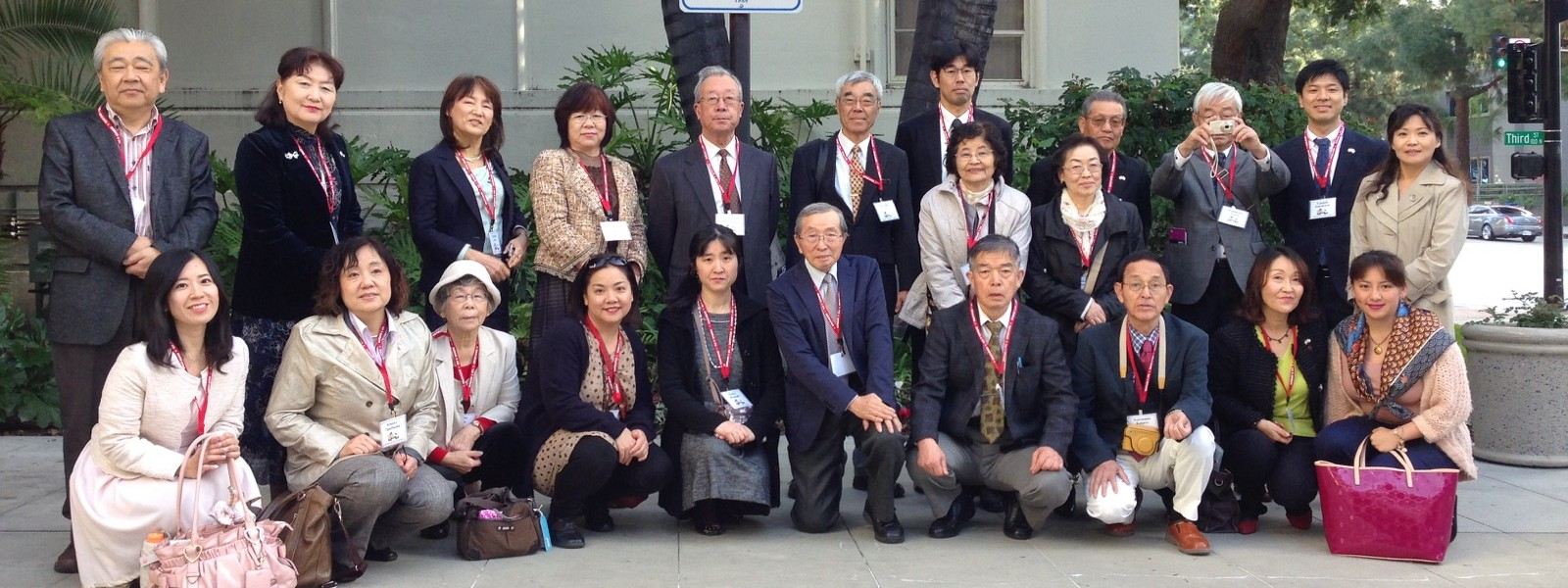 Ota Japan 2015 Delegation visited to celebrate our 30th year as Sister Cities.